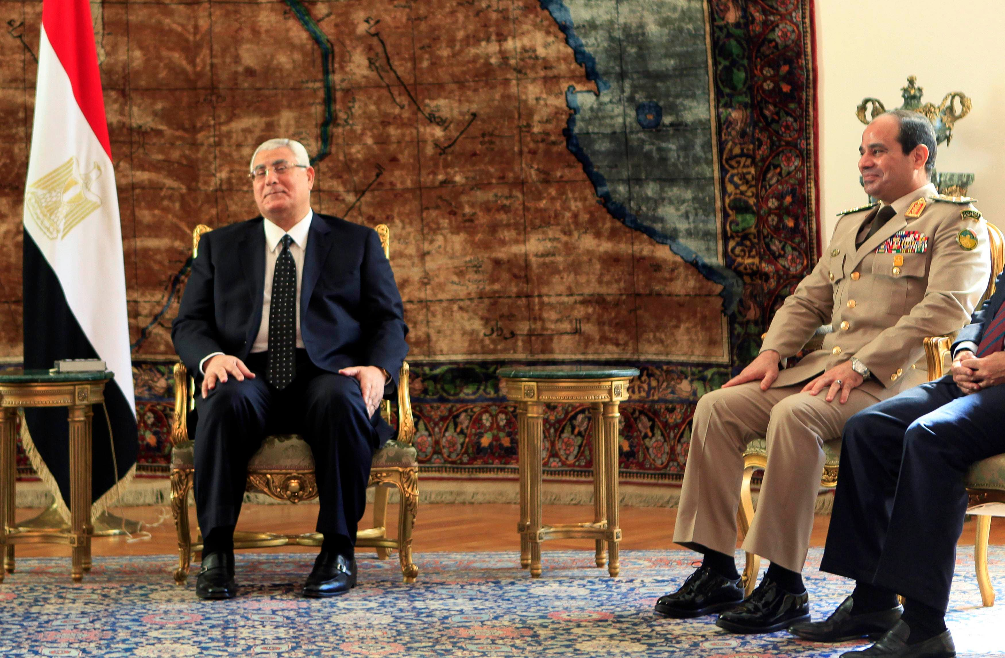 Russia and Egypt in key Cairo talks (Reuters)