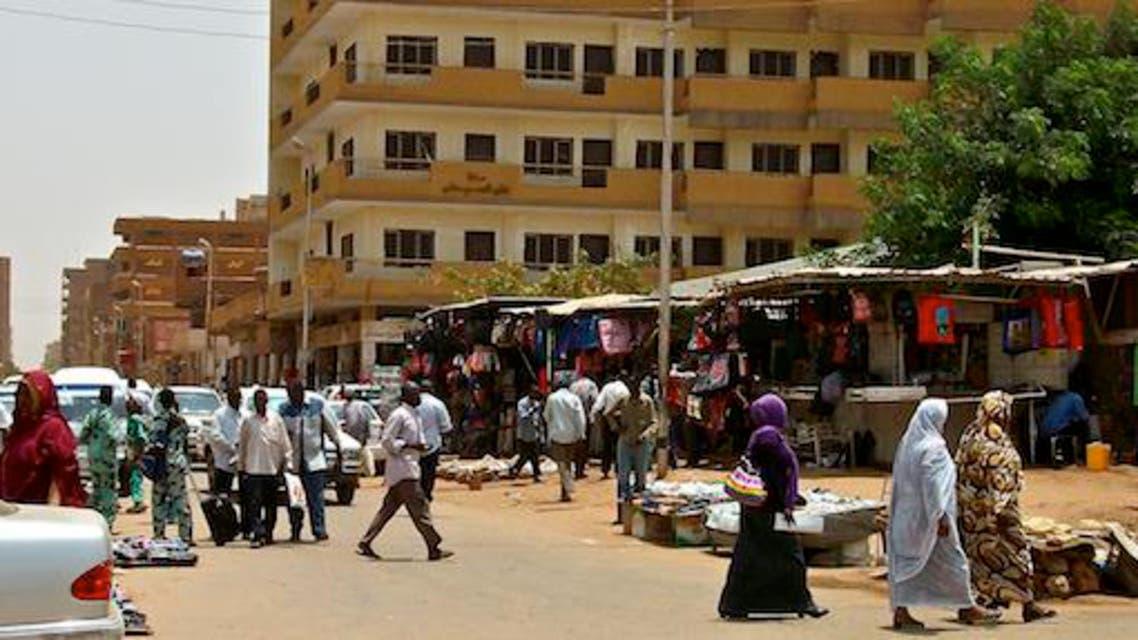 الشارع السوداني