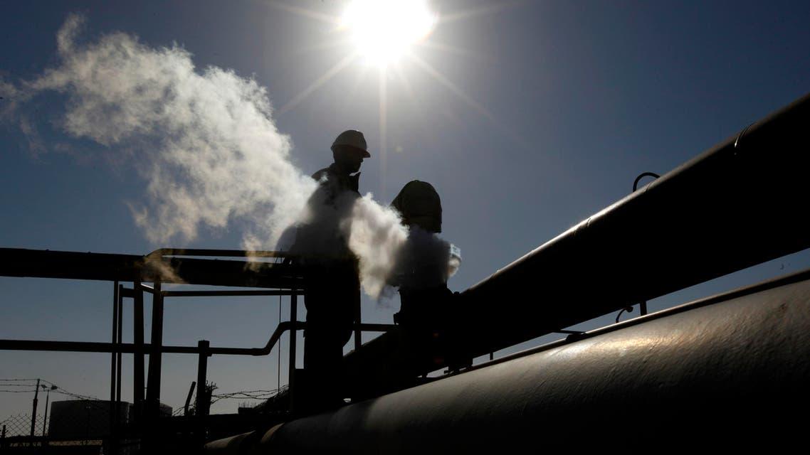 libya oil AP