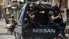 مصر.. الأمن يلقي القبض على 72 إرهابيا في 11 محافظة