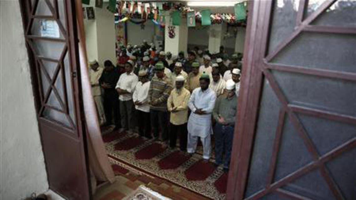 athens mosque reuters