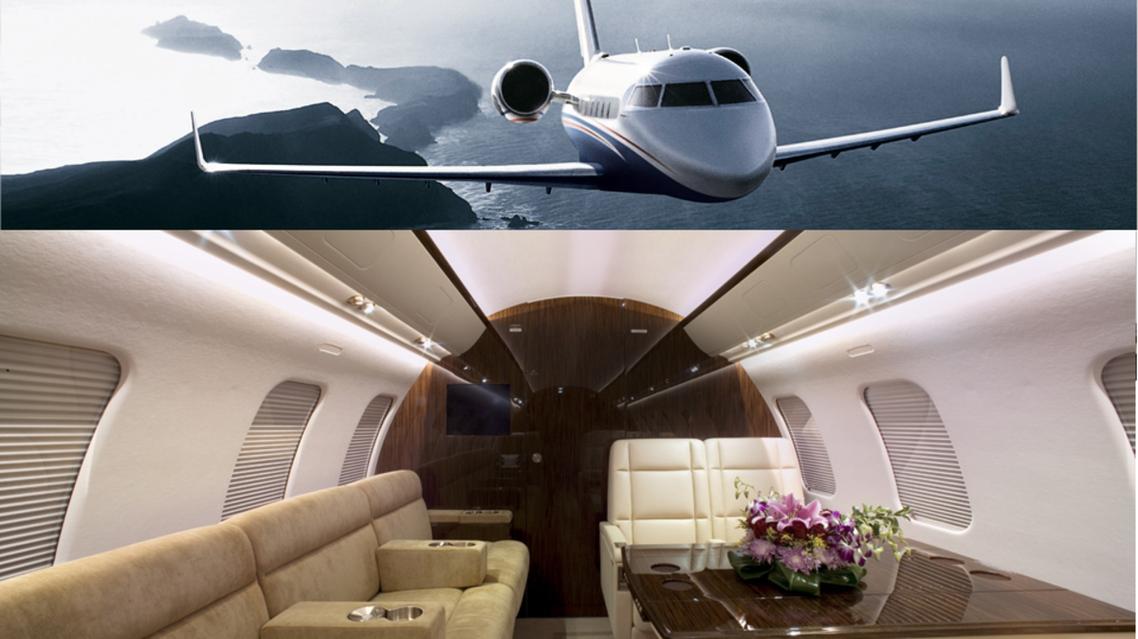 طائرات خاصة