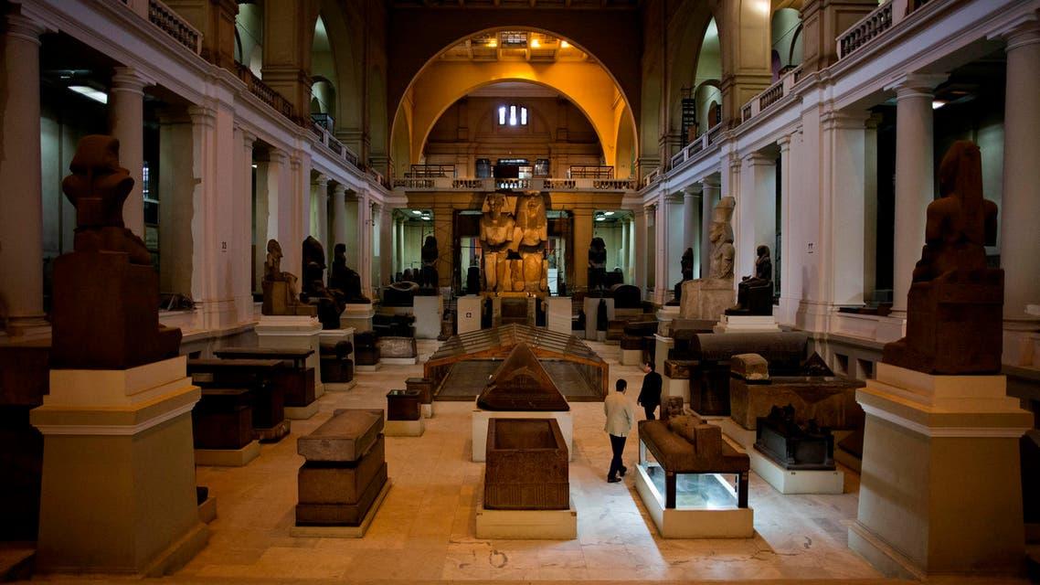 AP Cairo Museum