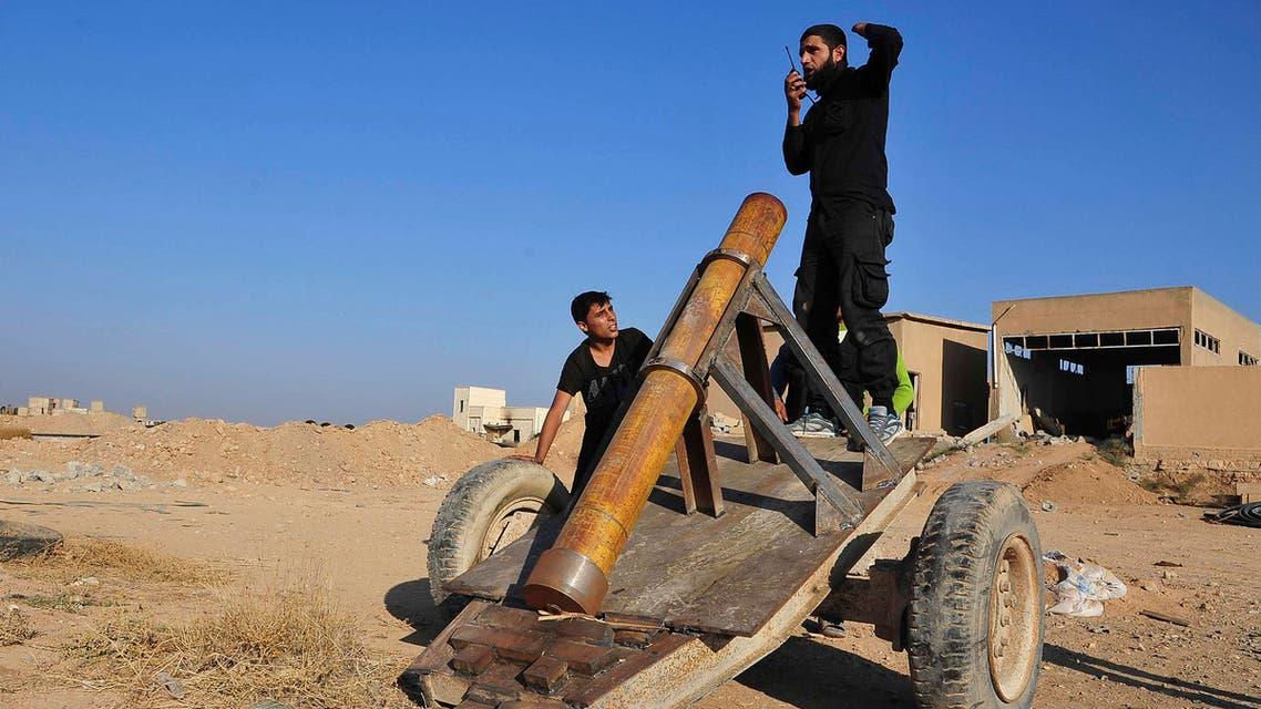 FSA fighters: shoot, pray, rest