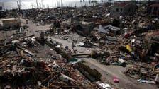 Philippine typhoon death toll at 4,460