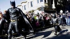 Obama praises 5-year-old 'Batkid' for saving Gotham City