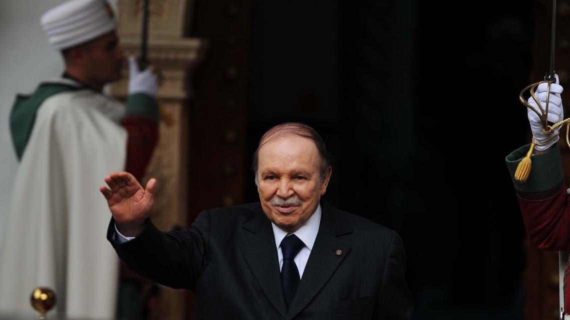 Bouteflika AFP