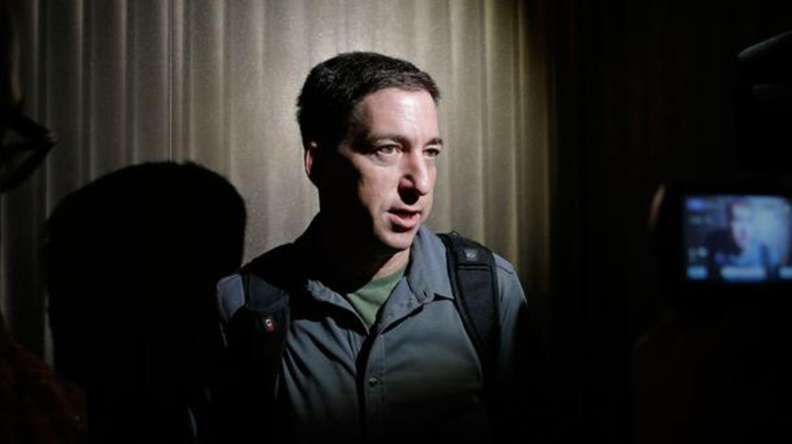 Glenn Greenwald, an American, is based in Brazil and has written several news stories based on documents he received from Snowden. AP
