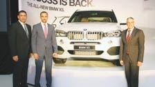 All-new BMW X5 debuts in Saudi Arabia