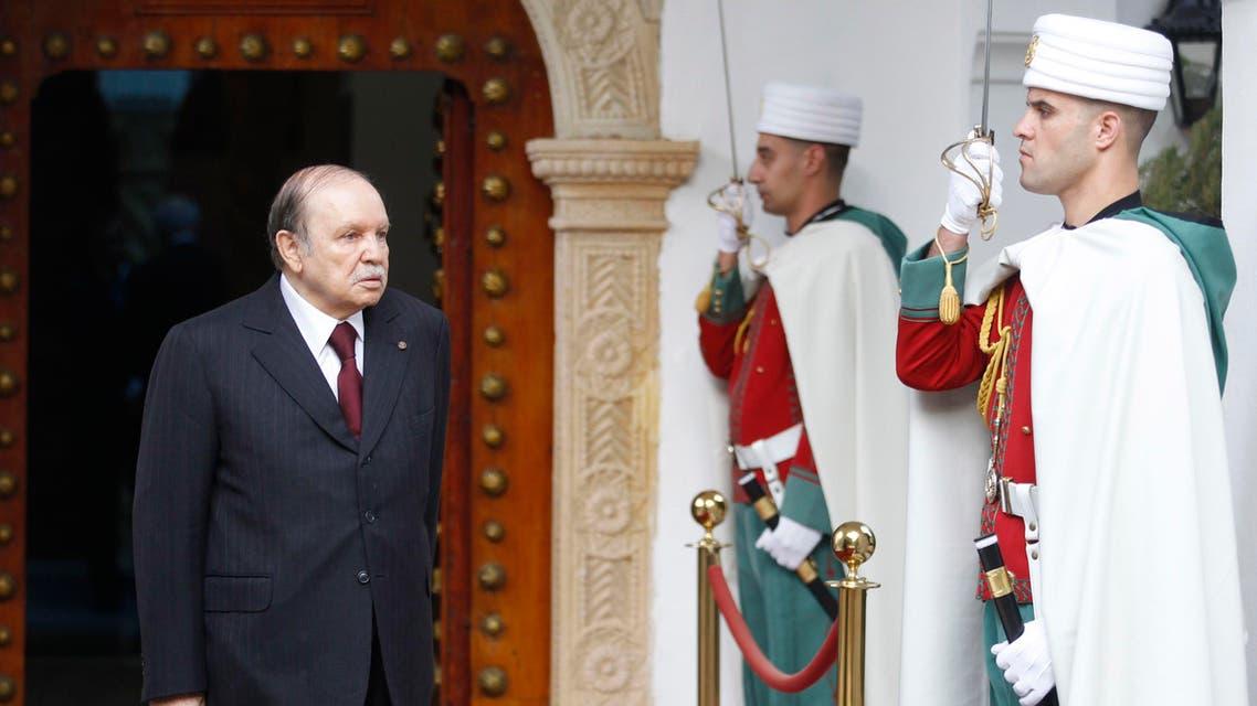 Abdelaziz Bouteflika (Reuters)