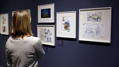 الكارتون وألعاب الفيديو ترقى لمصاف الفنون بمتحف باريسي