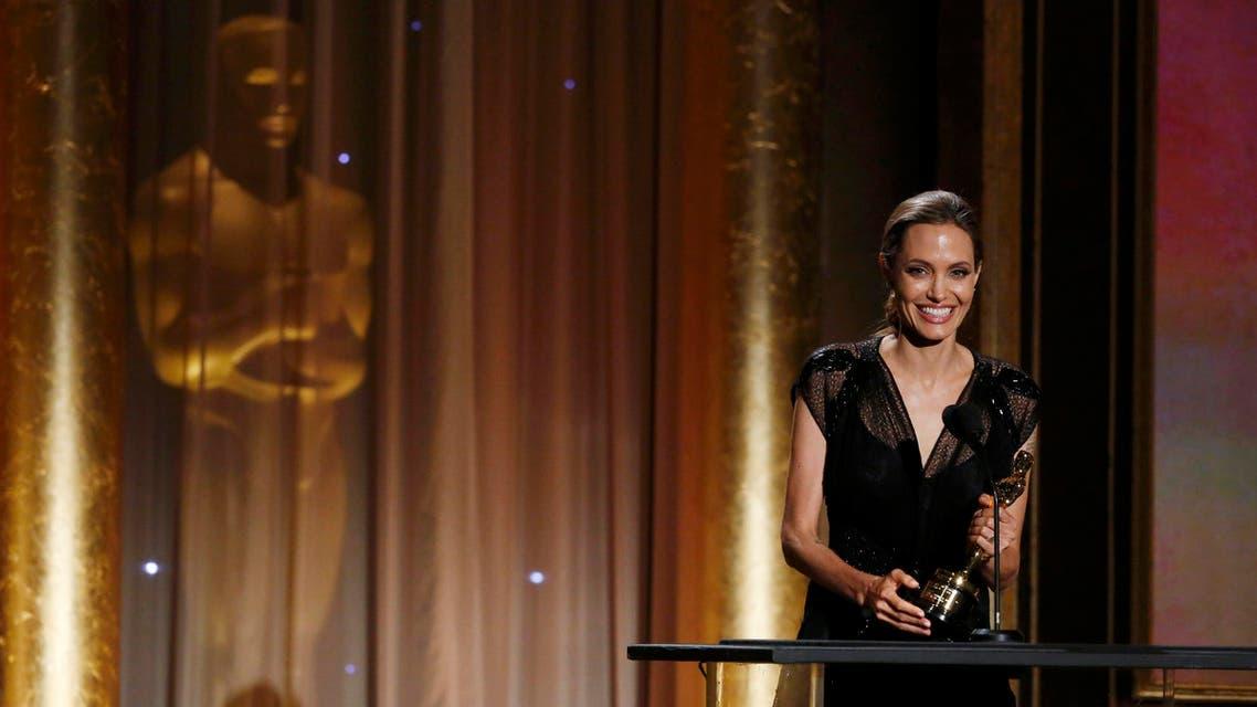Reuters Angelina Jolie