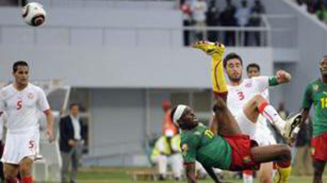 الكاميرون تهزم تونس