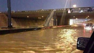 مناخيون يؤكدون أن ذروة أمطار السعودية الاثنين والثلاثاء