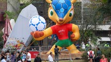 2014 FIFA Mascot to visit Dubai on Monday