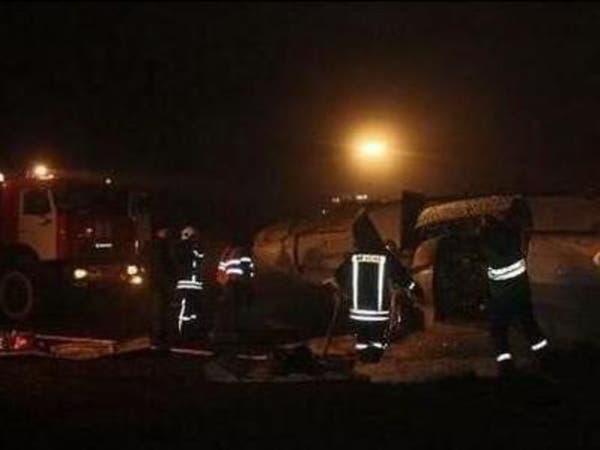 50 قتيلاً في تحطم طائرة روسية خلال رحلة داخلية