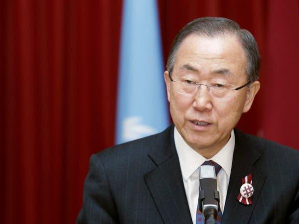 الأمم المتحدة: تقرير هجمات الكيمياوي بسوريا مقلق للغاية