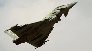 """معرض """"دبي للطيران"""": """"تايفون"""" المقاتلة تسرق الأضواء"""