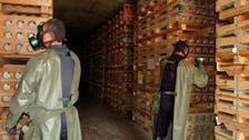 نيويورك تايمز: واشنطن تتخوف من مخاطر نقل كيمياوي سوريا