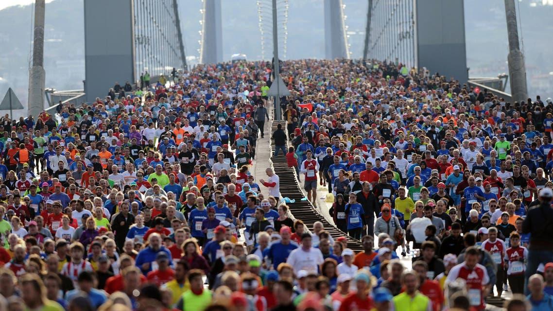 Eurasia Marathon in Istanbul