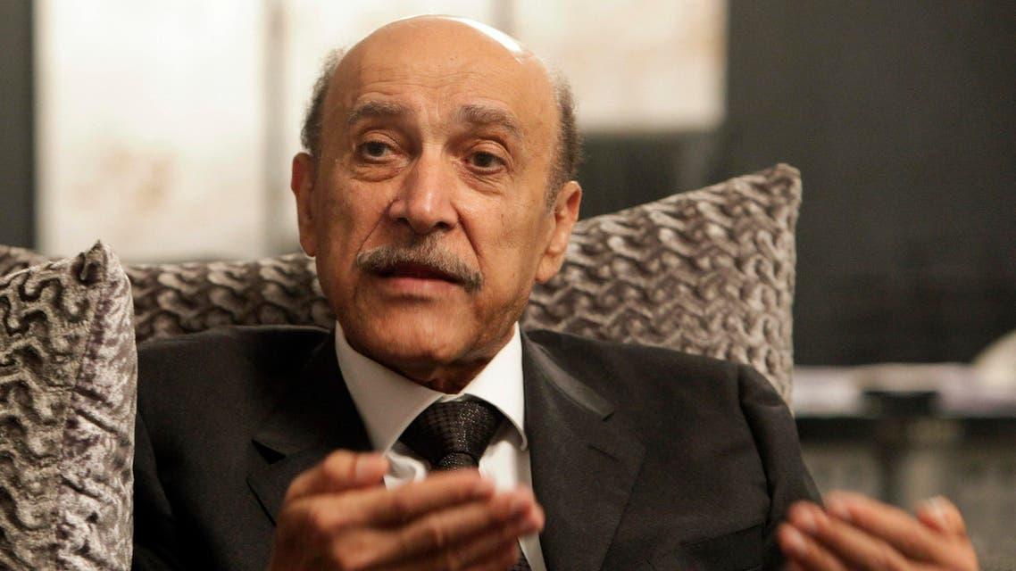 Reuters Omar Suleiman