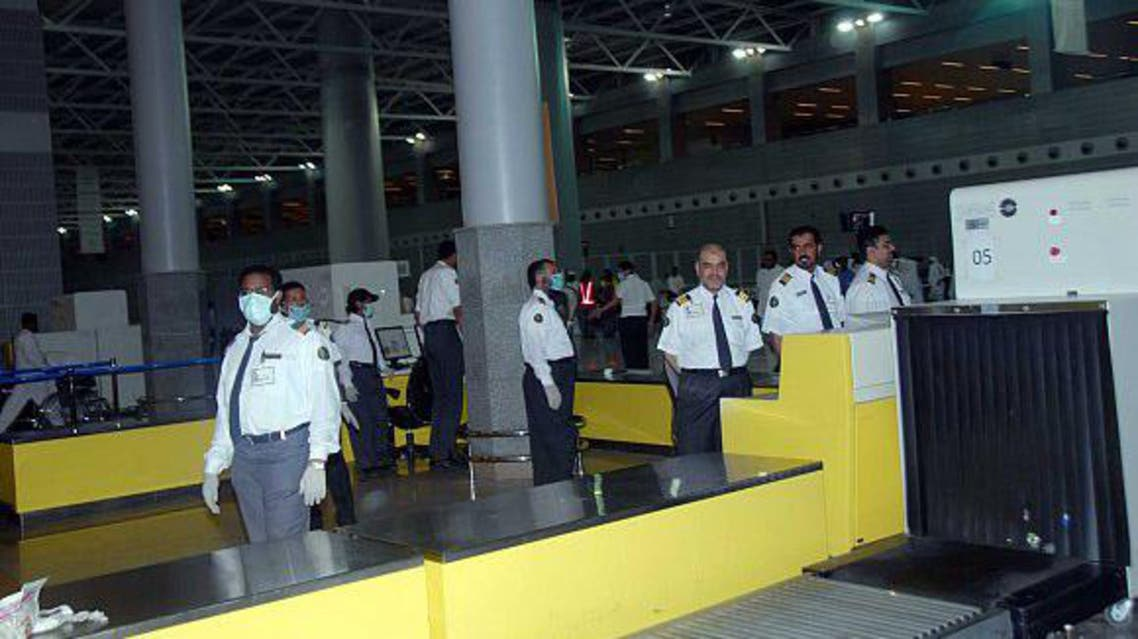 جمرك مطار الملك عبدالعزيز