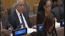 U.N. Assembly adopts Saudi proposal on Syria aid access