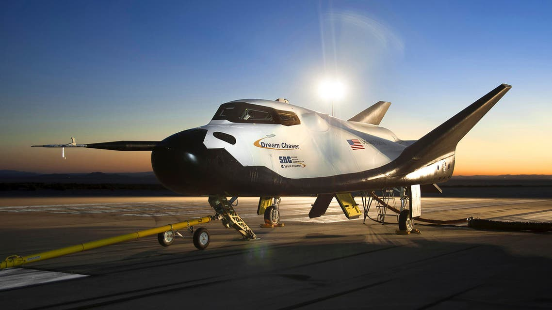 The Dream Chaser is one of three space taxis under development in partnership with NASA to fly astronauts to the International Space Station following the retirement of the space shuttles in 2011. reuters