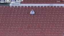 Lone spectator in Qatar's Stars League match likely to raise concerns