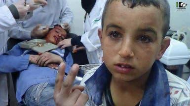 سوريا.. 3 آلاف طفل قتلهم النظام في 59 شهراً