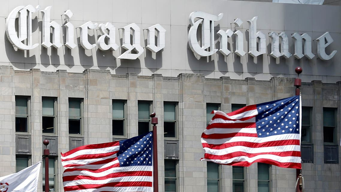 Tribune said cuts at titles like the Chicago Tribune will make the group more efficient and help its transition to digital news. (File photo: Reuters)