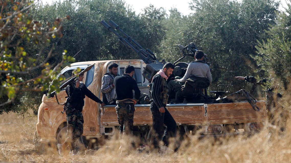 Reuters Syria Tawhid