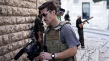 After a year, no news of U.S. reporter missing in Syria