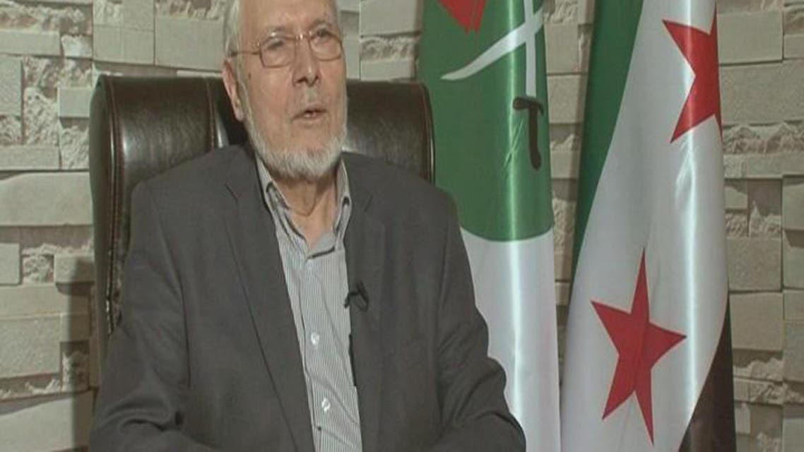 THUMBNAIL_ مقابلة خاصة: المراقب العام لجماعة الإخوان المسلمين محمد رياض الشقفة