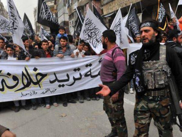 """جماعة """"قاعدية"""" تستولي على بلدة سورية على حدود تركيا"""