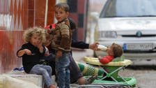 Children dying in Syria's 'town of the starving,' resident tells Amnesty