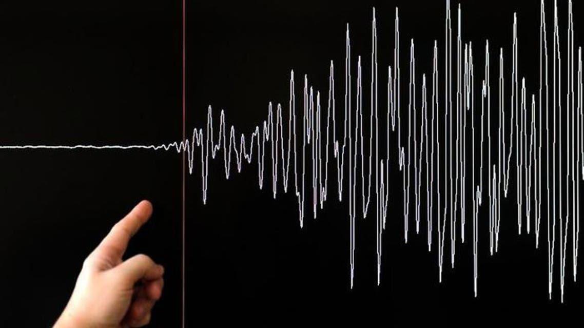 زلزال بقوة 5.