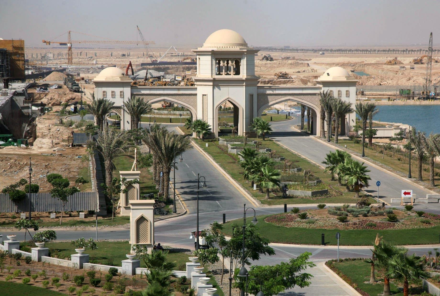 King abdullah economic city reuters