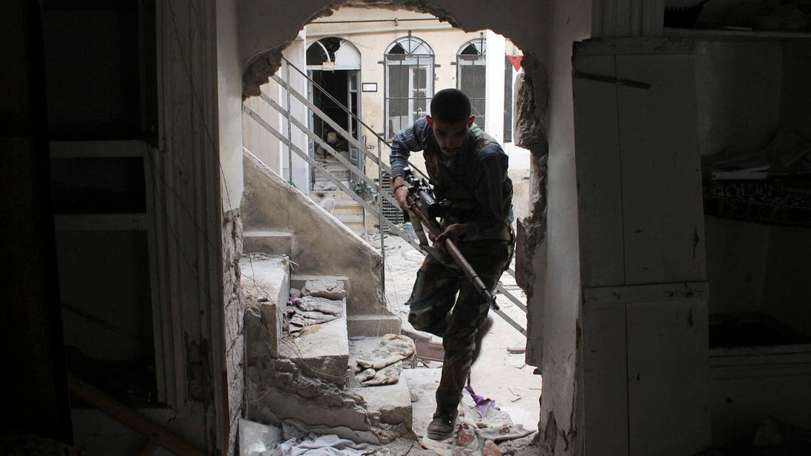 Reuters aleppo syria