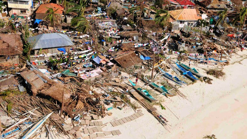 Aftermath of typhoon Haiyan in the Philippines (Reuters)