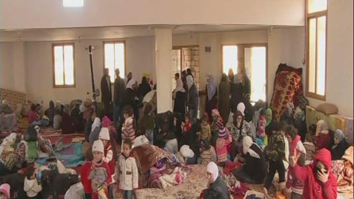 THUMBNAIL_ 10 آلاف لاجئ سوري وصلو إلى لبنان في الأيام الماضية