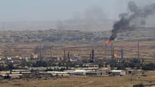 Leak halts north Iraq oilfield output, exports to Turkey not affected