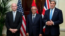 Kerry commits U.S. to Libya stabilisation efforts