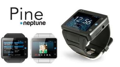 إطلاق ساعة Pine الذكية الداعمة لشرائح الاتصالات