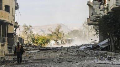 روسيا: بدء هدنة إنسانية في الغوطة