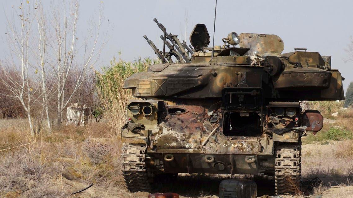 Rebels struggle to break blockade by Assad forces