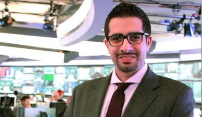 Faisal J. Abbas, Editor-in-Chief of the English-language Al Arabiya News website