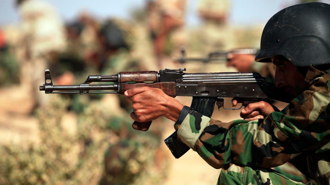 libya army reuters