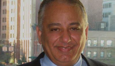 Talal al-Haj, the New York/U.N. Bureau Chief for the Al Arabiya News Channel
