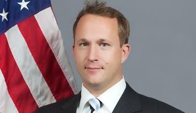 Joshua Baker, the U.S. Department of State's regional Arabic-language spokesperson